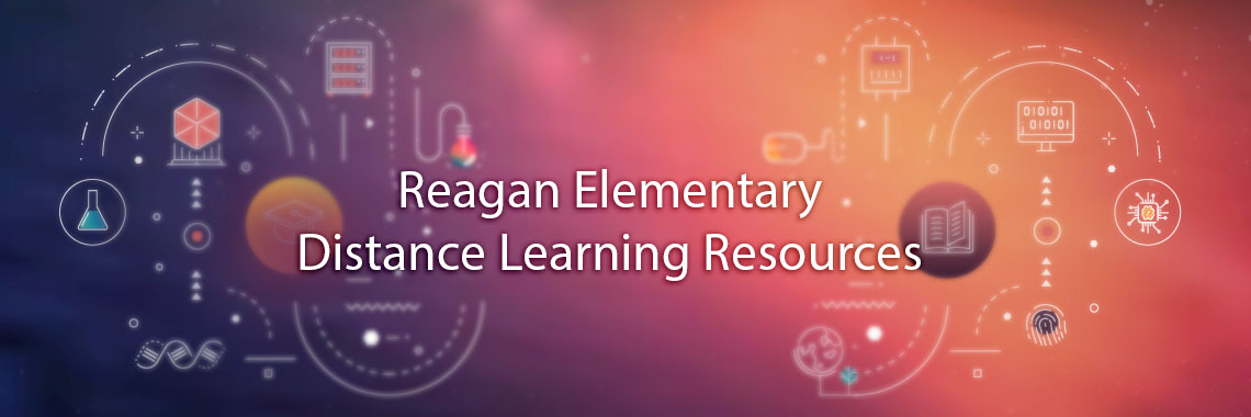reagan distance learning resources